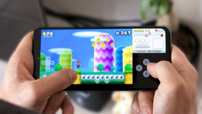 Nintendo DS Games On Android