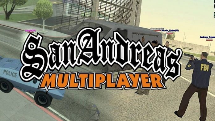 GTA San Andreas Online Multiplayer On PC