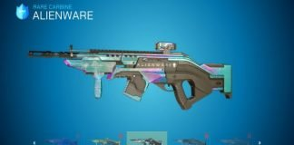 Get Free AW Weapon Skins In Splitgate